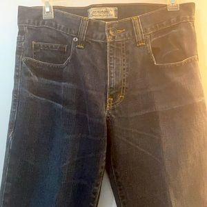 Men's blue jeans 30/34